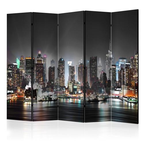 Paravento - New York II [Room Dividers] - Quadri e decorazioni
