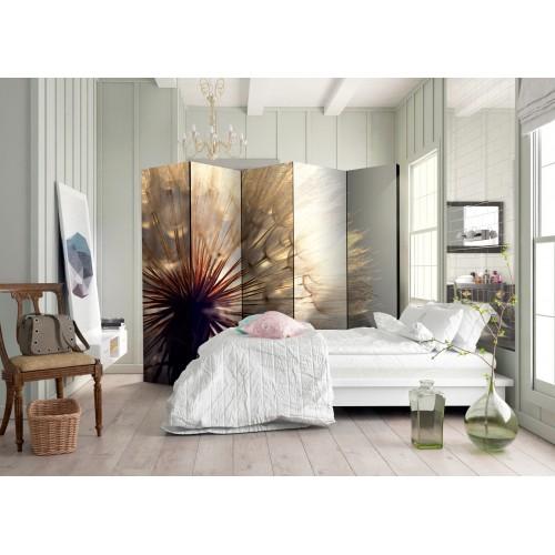 Paravento - Dandelion Kiss II [Room Dividers] - Quadri e decorazioni
