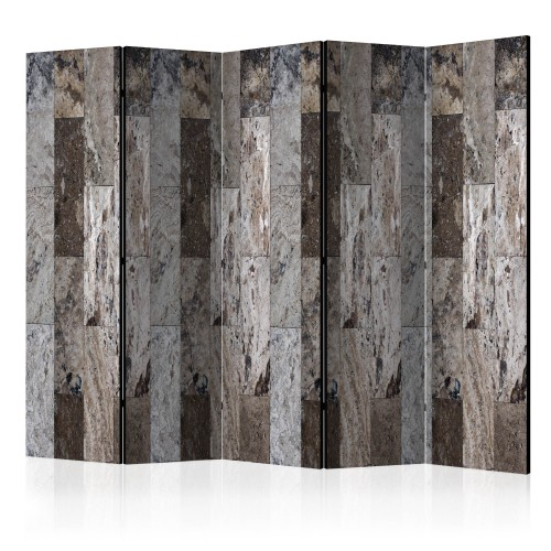 Paravento - Marble Mosaic II [Room Dividers] - Quadri e decorazioni