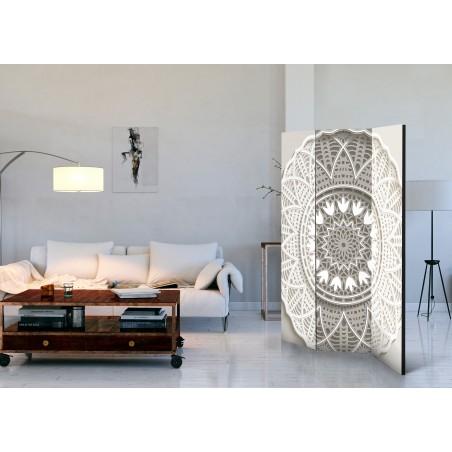 Paravento - Mandala 3D [Room Dividers] - Quadri e decorazioni