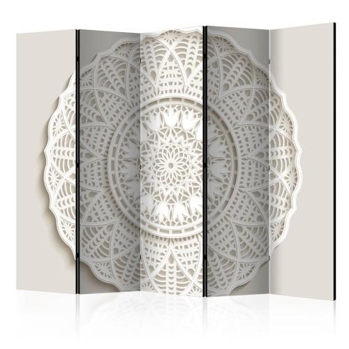 Paravento - Mandala 3D II [Room Dividers] - Quadri e decorazioni