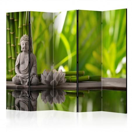 Paravento - Meditation II [Room Dividers] - Quadri e decorazioni