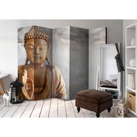 Paravento - Buddha II [Room Dividers] - Quadri e decorazioni