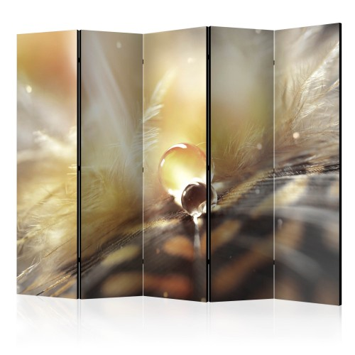 Paravento - Magic Feather II [Room Divider] - Quadri e decorazioni