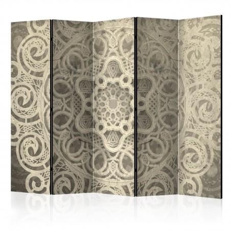 Paravento - Canto della delicatezza II [Room Dividers] - Quadri e decorazioni