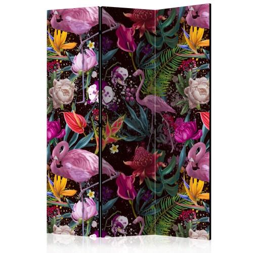 Paravento - Colorful Exotic [Room Dividers] - Quadri e decorazioni