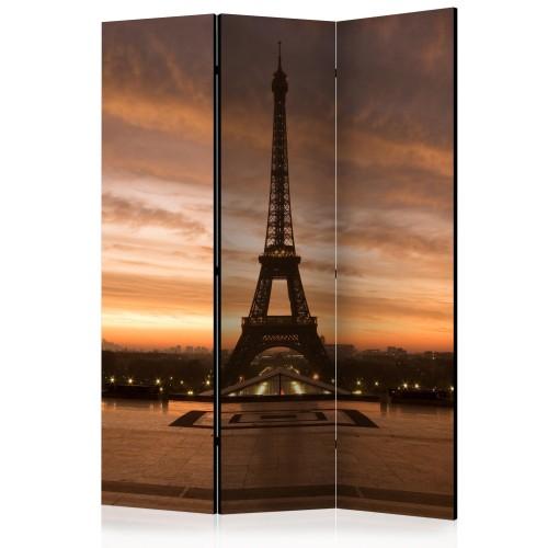 Paravento - Evening Colours of Paris [Room Dividers] - Quadri e decorazioni