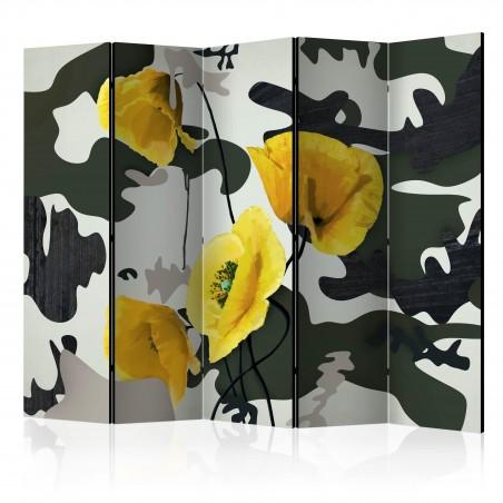 Paravento - Fresh Paint II [Room Dividers] - Quadri e decorazioni