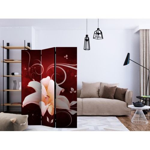 Paravento - Love Message [Room Dividers] - Quadri e decorazioni