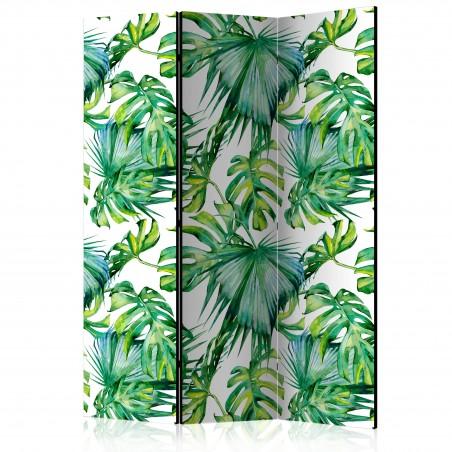 Paravento - Jungle Leaves [Room Dividers] - Quadri e decorazioni