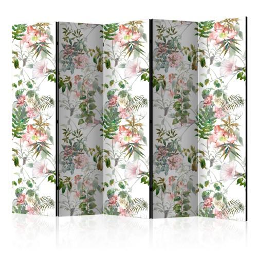 Paravento - Beautiful Garden II [Room Dividers] - Quadri e decorazioni