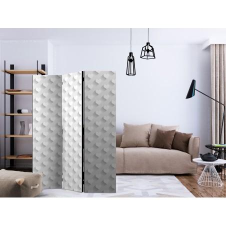 Paravento - Grey Hearts [Room Dividers] - Quadri e decorazioni