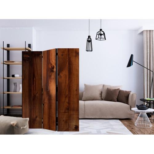 Paravento - Pine Board [Room Dividers] - Quadri e decorazioni