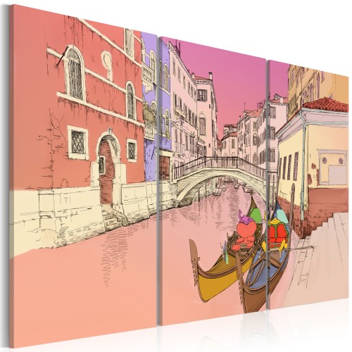 Quadro - Romantic gondolas - Quadri e decorazioni