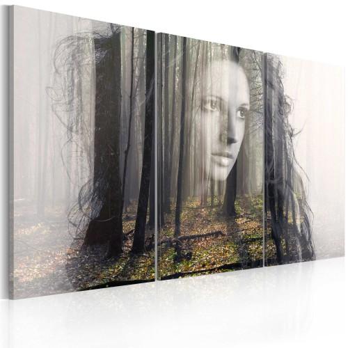 Quadro - Ninfa del bosco - Quadri e decorazioni