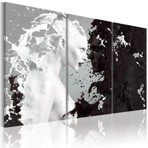 Quadro - Milk & Choco - triptych - Quadri e decorazioni