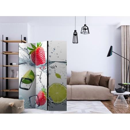 Paravento - Fruit cocktail [Room Dividers] - Quadri e decorazioni