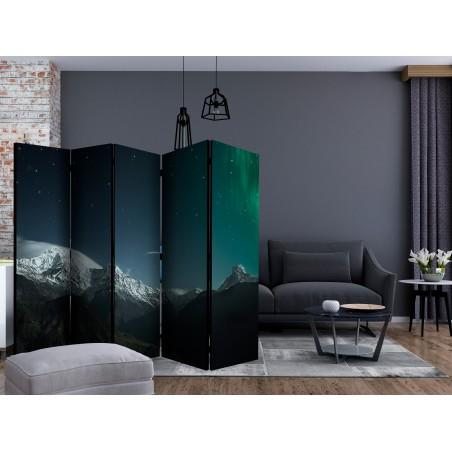 Paravento - Northern lights II [Room Dividers] - Quadri e decorazioni