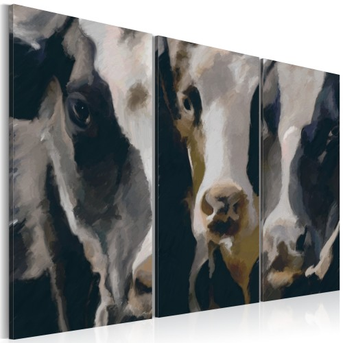 Quadro - Piebald cow - Quadri e decorazioni
