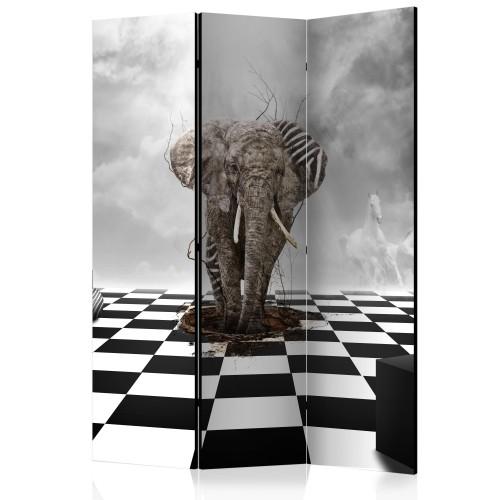 Paravento - Escape from Africa [Room Dividers] - Quadri e decorazioni