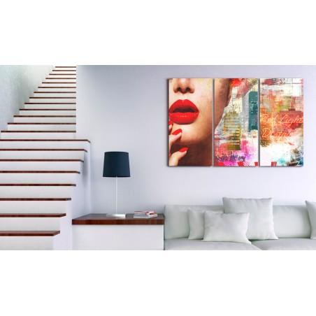 Quadro - Red Light District - Quadri e decorazioni