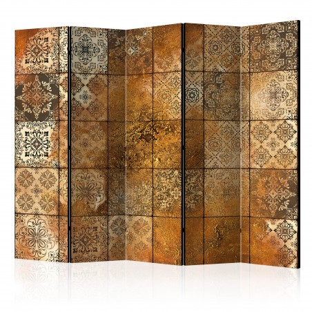 Paravento - Old Tiles II [Room Dividers] - Quadri e decorazioni