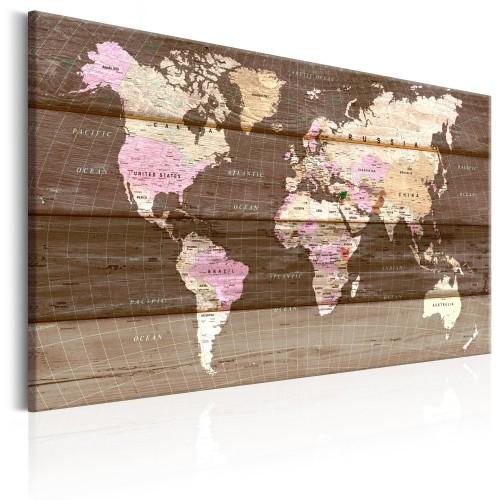 Quadro - The Wooden World - Quadri e decorazioni