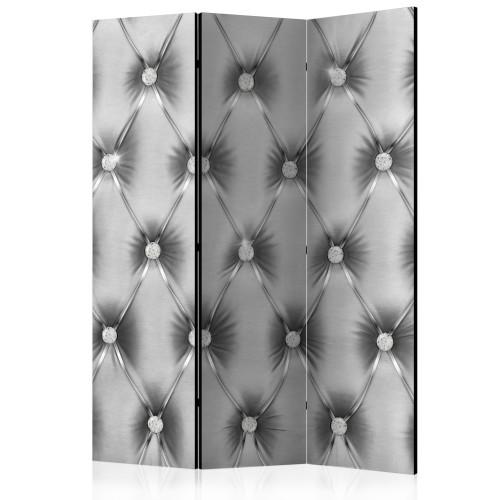 Paravento - Silver Luxury [Room Dividers] - Quadri e decorazioni