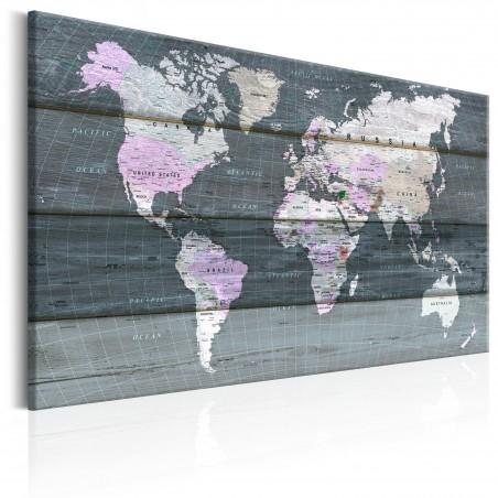 Quadro - Roam across the World - Quadri e decorazioni