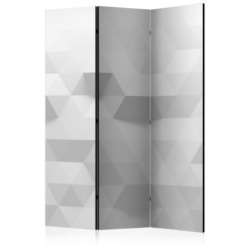 Paravento - Harmony of Triangles [Room Dividers] - Quadri e decorazioni