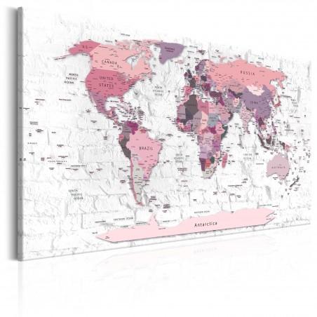 Quadro - Pink Frontiers - Quadri e decorazioni