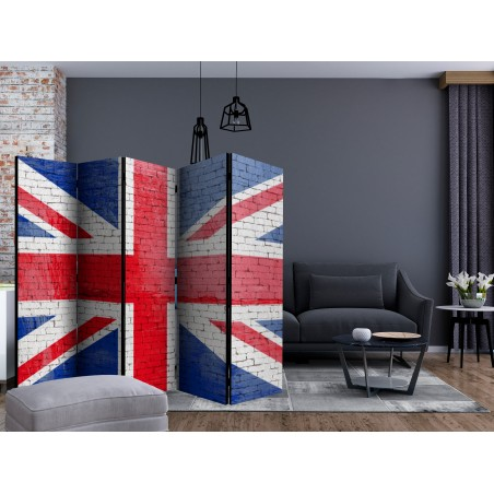 Paravento - British flag II [Room Dividers] - Quadri e decorazioni