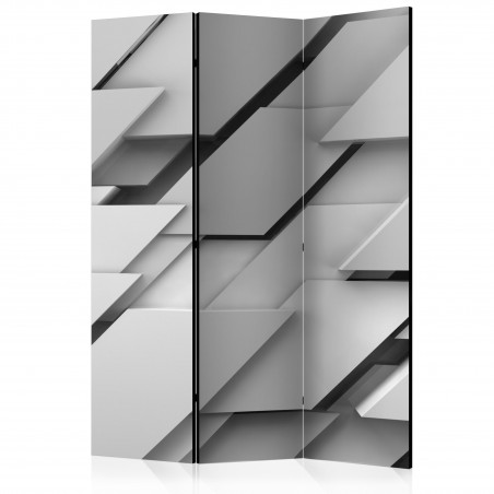 Paravento - The Edge of Gray [Room Dividers] - Quadri e decorazioni
