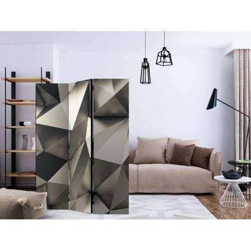 Paravento - Cosmic Silver [Room Dividers] - Quadri e decorazioni