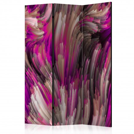 Paravento - Purple Energy [Room Dividers] - Quadri e decorazioni