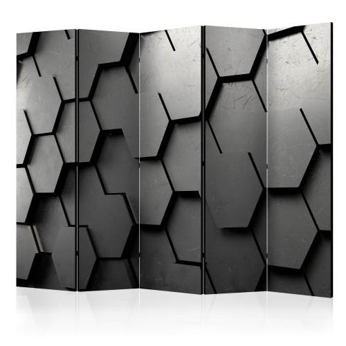 Paravento - Black Gate II [Room Dividers] - Quadri e decorazioni