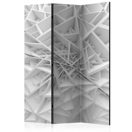 Paravento - White Spider's Web [Room Dividers] - Quadri e decorazioni