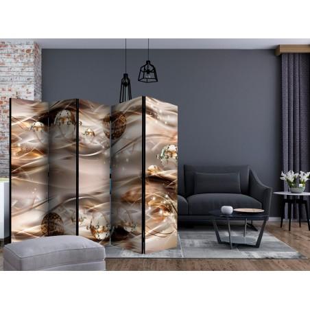 Paravento - Amber Constellation II [Room Dividers] - Quadri e decorazioni