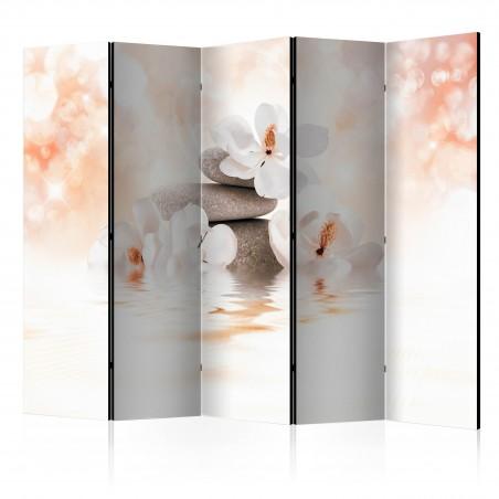 Paravento - Lake of Tranquility II [Room Dividers] - Quadri e decorazioni