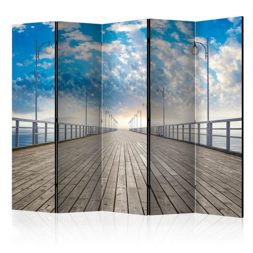 Paravento - The pier II [Room Dividers] - Quadri e decorazioni