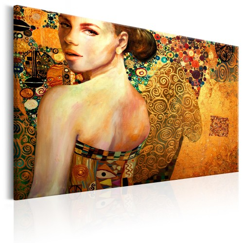 Quadro - Golden Lady - Quadri e decorazioni