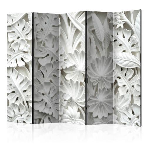 Paravento - Alabaster Garden II II [Room Dividers] - Quadri e decorazioni