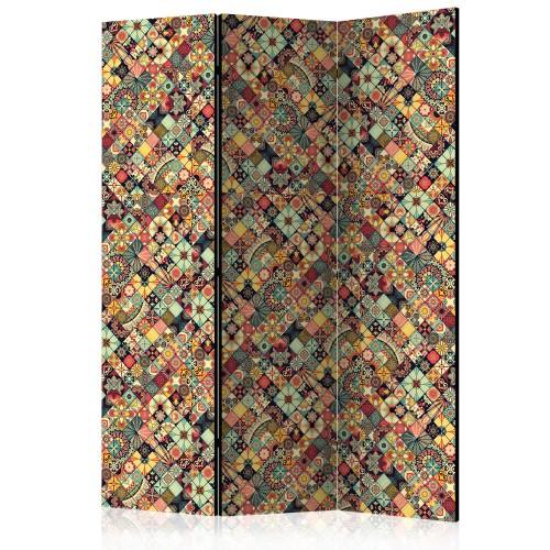 Paravento - Rainbow Mosaic [Room Dividers] - Quadri e decorazioni