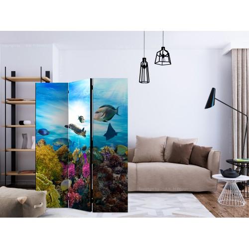 Paravento - Coral reef [Room Dividers] - Quadri e decorazioni