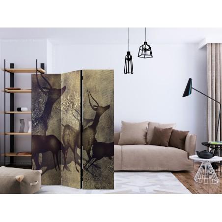 Paravento - Antelopes [Room Dividers] - Quadri e decorazioni