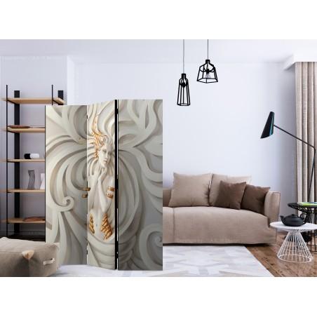 Paravento - Goddess In Gold [Room Dividers] - Quadri e decorazioni