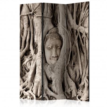 Paravento - Buddha's Tree [Room Dividers] - Quadri e decorazioni