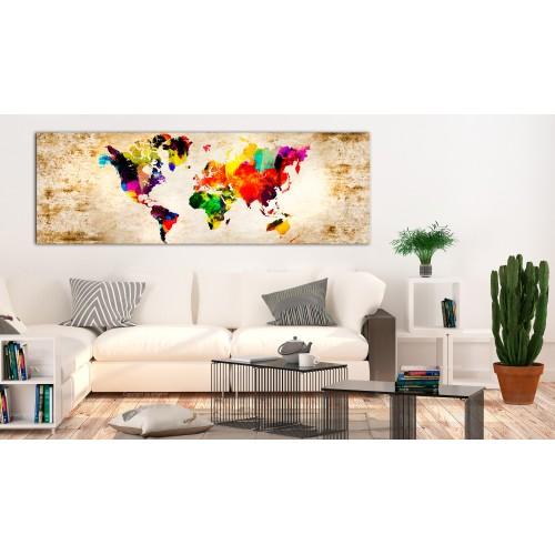 Quadro - World in Watercolours - Quadri e decorazioni
