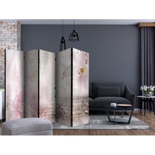 Paravento - Delicate Lilies II [Room Dividers] - Quadri e decorazioni