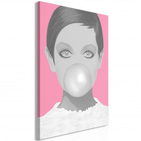 Quadro - Bubble Gum (1 Part) Vertical - Quadri e decorazioni